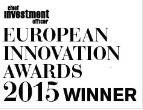 Eurpean Innovation Awards 2015 Winner